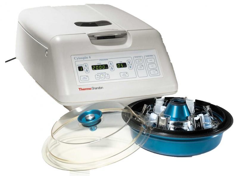 מכשיר הציטוספין- צנטיריפוגה מיוחדת אשר משמשת לאנליזה של נוזל חוט שדרה ומוח